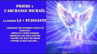 Prière à l'archange Michaël qui transmute le mal. A répéter 1 fois par jour pendant 21 jours