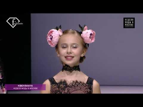 Moscow Fashion Week 2019  Дизайнер  KIBOVSKAYA