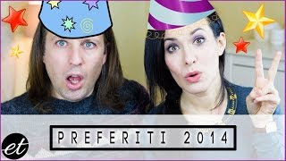 "TOP 2014: SFIDA ""Indovina i Preferiti dell'altro"" Thumbnail"