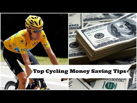 Saving Money On Cycling My Top Tips!