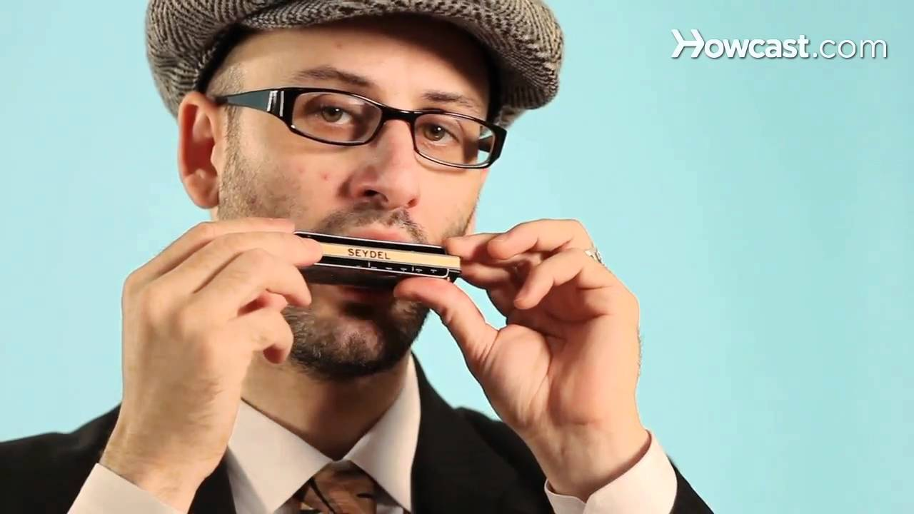 How To Play Notes Harmonica 101 Youtube