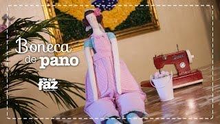 DIY - Boneca de Pano (Daniela Miller)