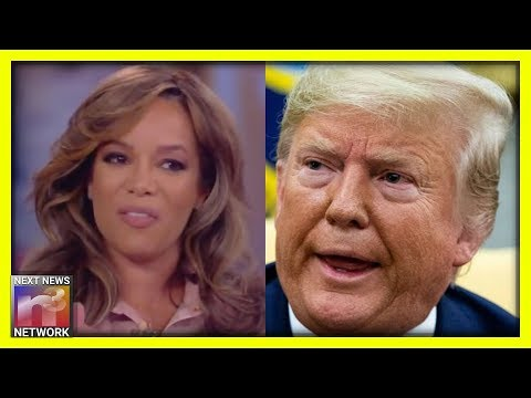 'The View' Hosts Have Full-Blown MELTDOWN Over Economy And Trump's Businesses