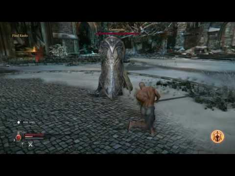 Lords of the Fallen- damn this game is hard# |