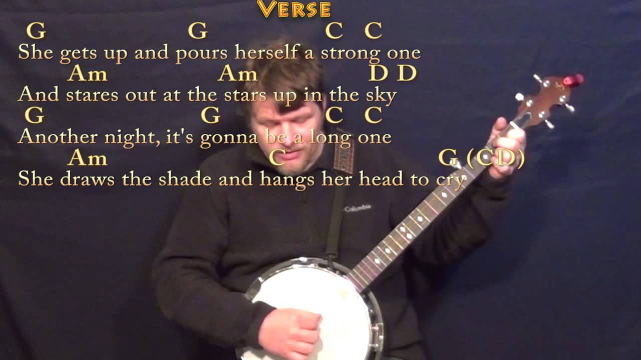 Lyin eyes eagles banjo cover lesson with chordslyrics youtube lyin eyes eagles banjo cover lesson with chordslyrics hexwebz Choice Image