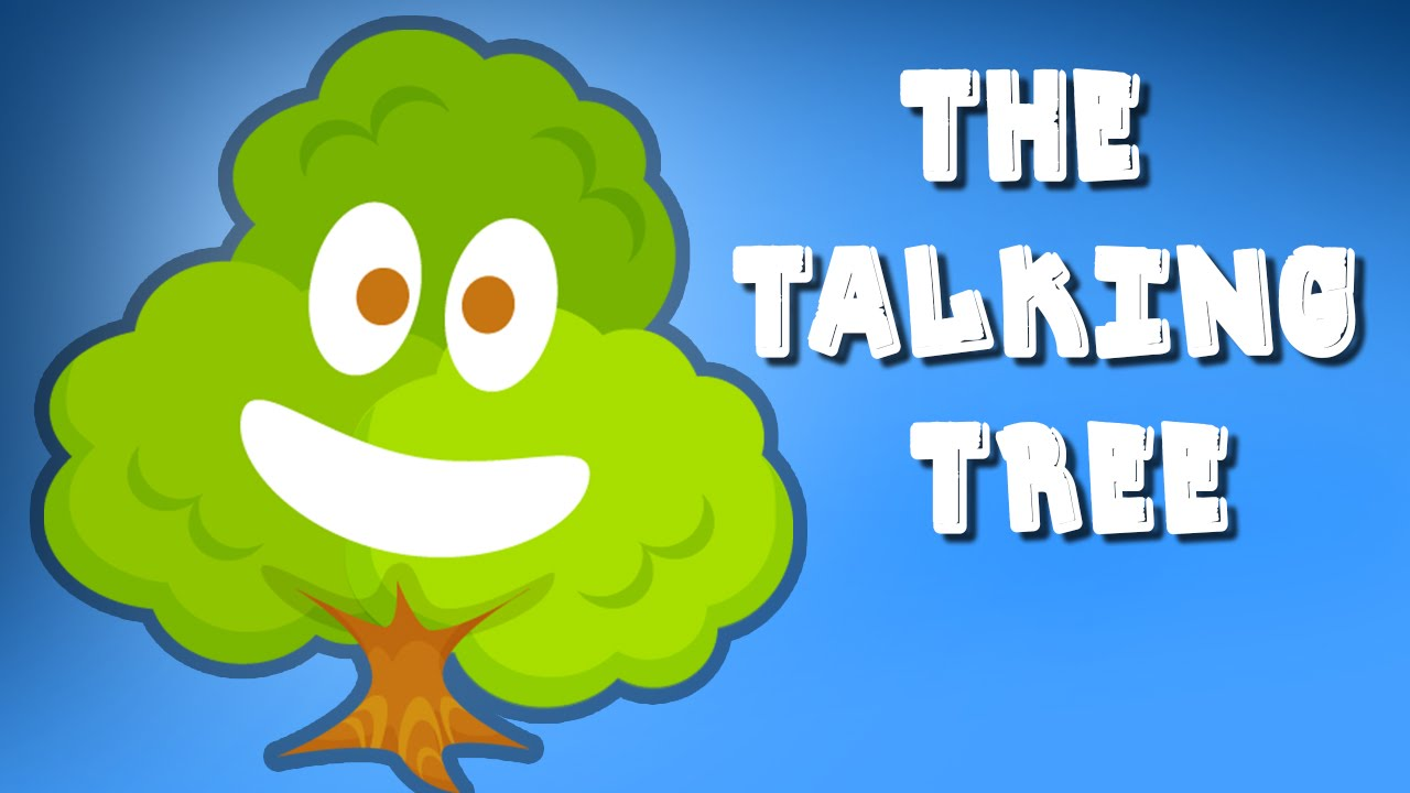The Two Friends & A Talking Tree - Funny Hindi Animated Stories