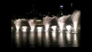 Take me to your heart Dubai     Burj Khalifa   beautiful water fountain with perfect music