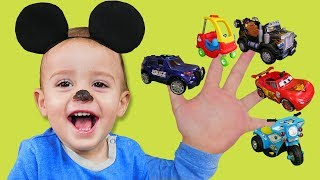 Finger Family  Compilation Kid's Song  Nursery Rhymes Baby Songs