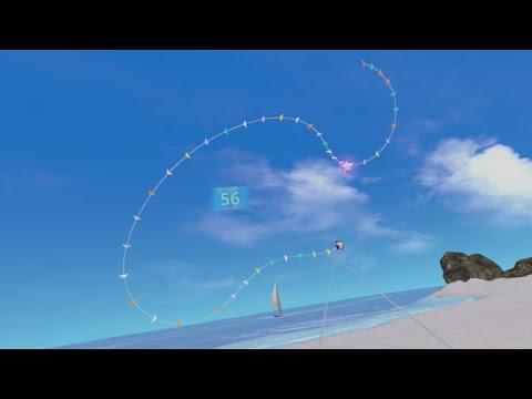 Stunt Kite Masters VR - Kite Snake High Score 59pt |