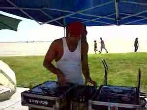 DJ Hymn Venice Beach