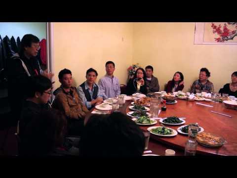 CAST-UT Dinner For Chinese Transcontinental R.R. Consortium, et. al.