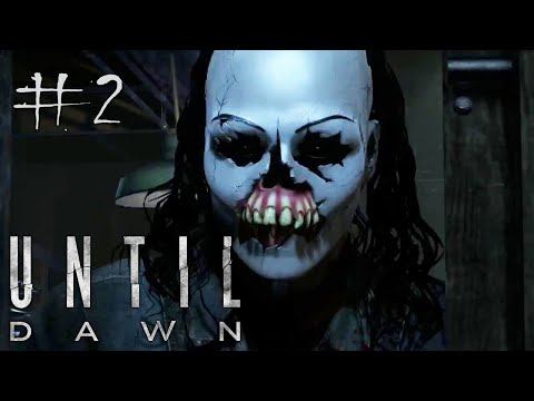 Until Dawn PS4 Gameplay Walkthrough - Part 2 - THE BUTTERFLY EFFECT