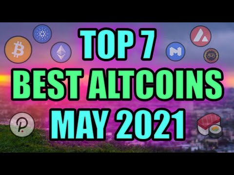 Top 7 Altcoins Gems (INSANE POTENTIAL) Making Cryptocurrency News! Best Crypto Investment.