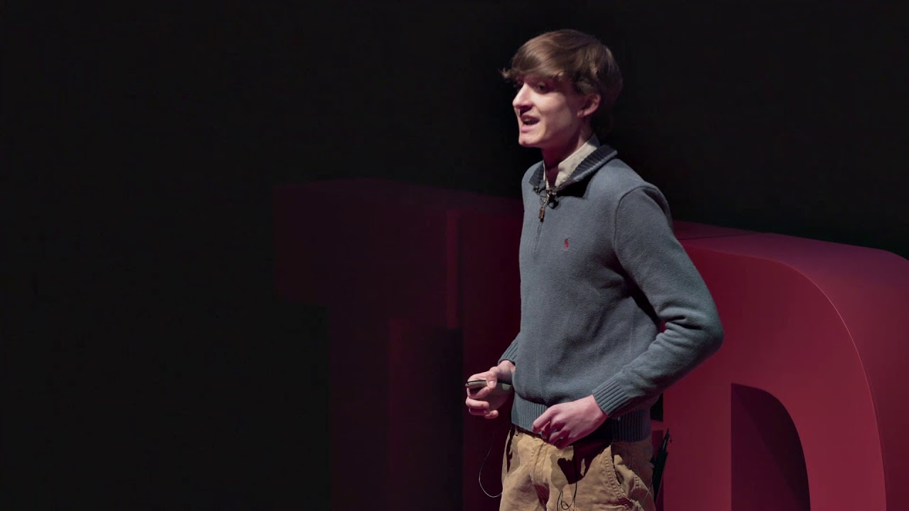 Harnessing Personal Experience To Guide Teen Activism  | Liam Haskill | TEDxYouth@Davenport