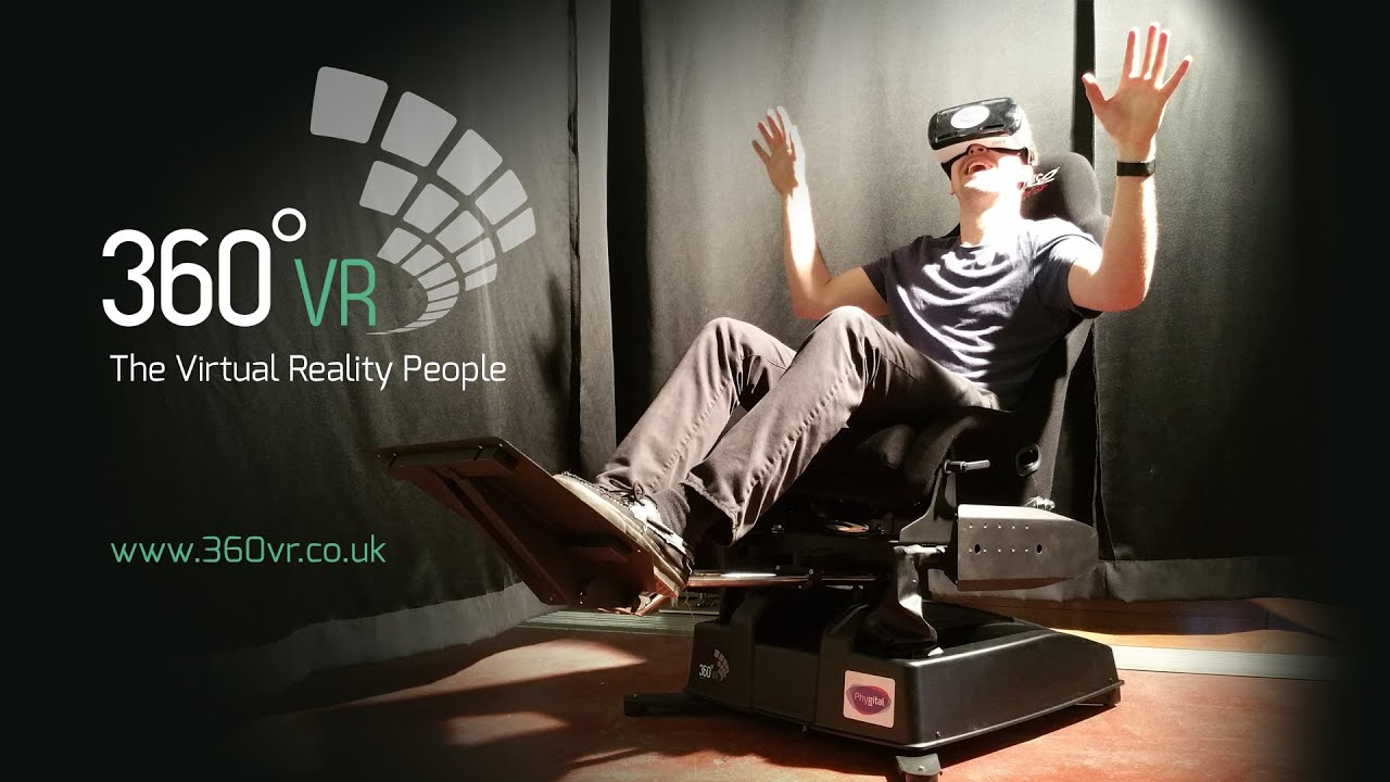 360VR - Virtual Reality Ride Experience - Mercedes Benz ...