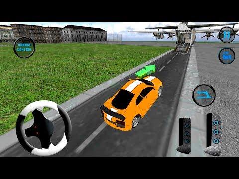 Cargo Plane Simulator Car Transport (by Saga Games Inc) Android Gameplay [HD]