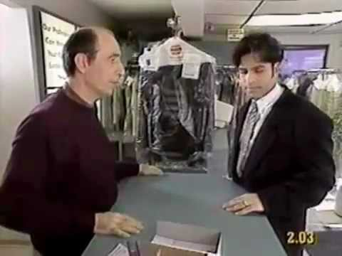 At the Dry Cleaners - Lesson 29 - English in Vancouver