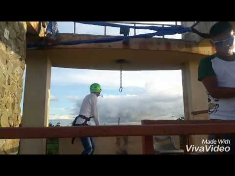 Zipline in Adventure Café -Balamban Cebu