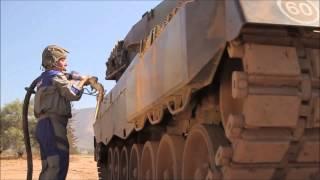 Carro M-548 porta combustible diseñado por FAMAE ya se encuentra operativo en el Ejército