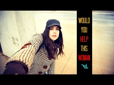WOULD YOU HELP THIS WOMAN - SHAM IDREES