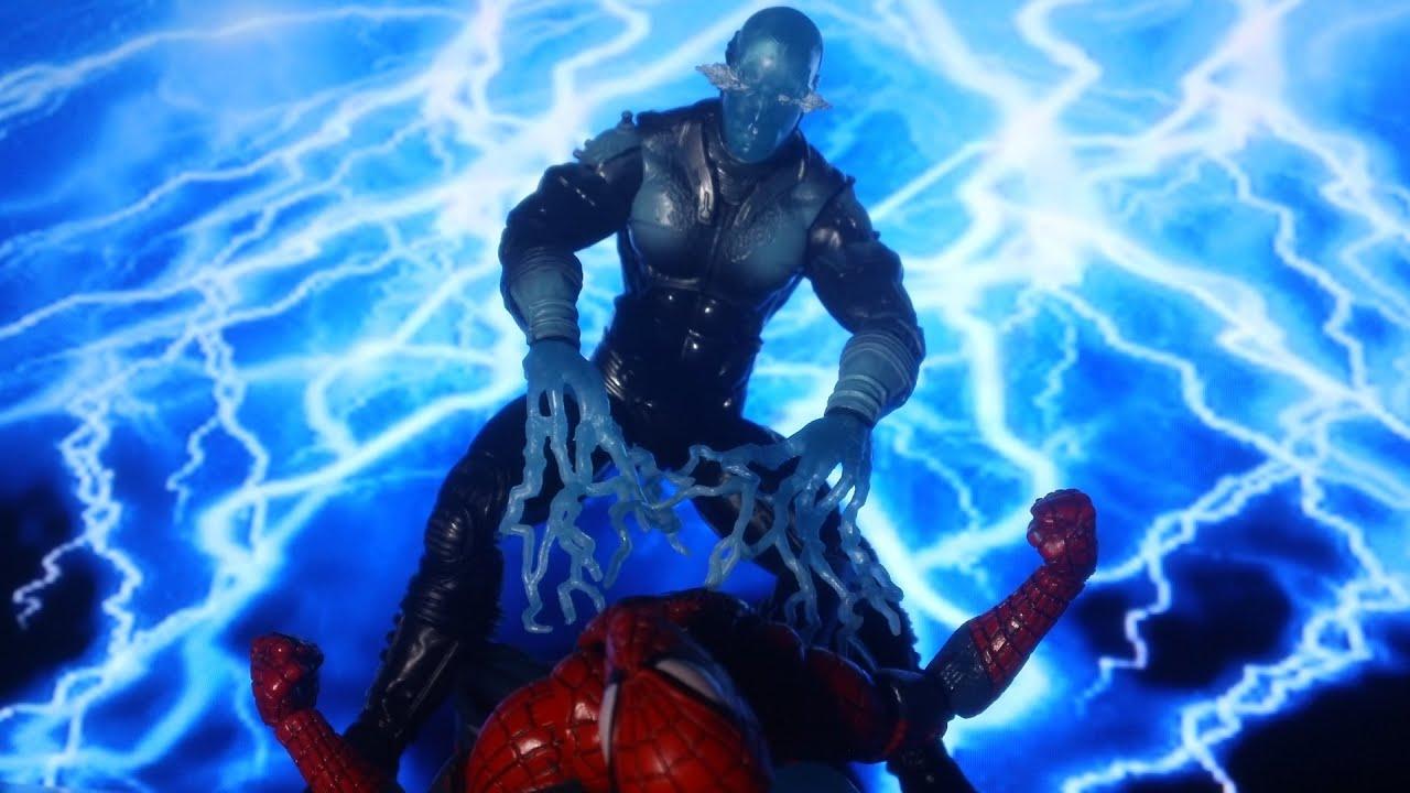 Amazing Spider-Man 2 M... Amazing Spider Man 2 Electro Concept Art