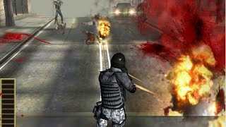 Zombie Plague Overkill Combat - Android Gameplay HD
