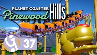 🌲 Gulpee Coaster | Pinewood Hills | Let