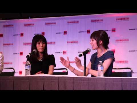 Transformations & More Q&A  Koshimizu Ami and Ryoka Yuzuki Best of Moments AX2014