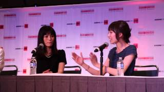 Transformations & More Q&A - Koshimizu Ami and Ryoka Yuzuki [Best of Moments AX2014]