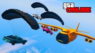 NEW DLC RUINER 2000! MUCH STUNTS! WOW!    GTA 5 Online    PC (Funny Moments)