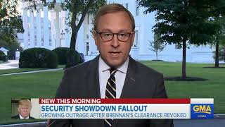 Intelligence officials speak out on Trump clearance threat ABC News