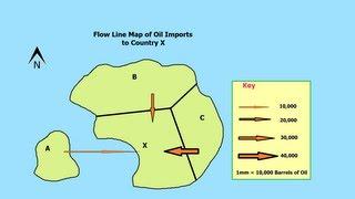 How to make a Flowline Map