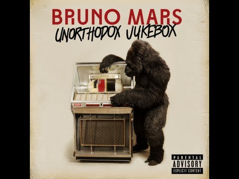 Bruno Mars - Unorthodox Jukebox [Album/Tracklist]