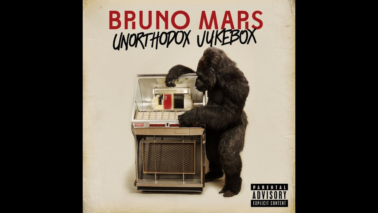 Bruno Mars Unorthodox Jukebox Album Tracklist Youtube
