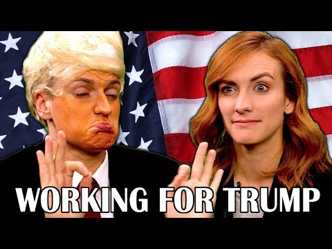 Working For Donald Trump? - Philip Green w/ Feeling Peckish! (PARODY)