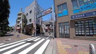 要町の街並み 1 東京都豊島区