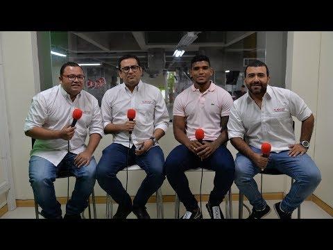 Rafael Pérez Visitó A El Heraldo Y Habló Sobre Los Cuadrangulares Semifinales | En La Jugada