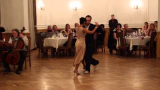 Quejas de Bandeon - Pablo Rodriguez & Corina Herrera - Tango Harmony Budapest