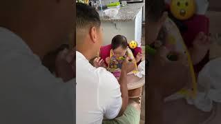 귀여운 아기먹방. 성장기록. 육아.#먹방 #육아 #아기…
