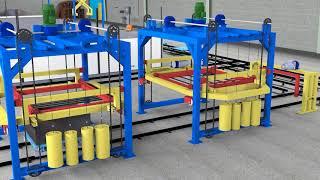 Gas Block Production Line
