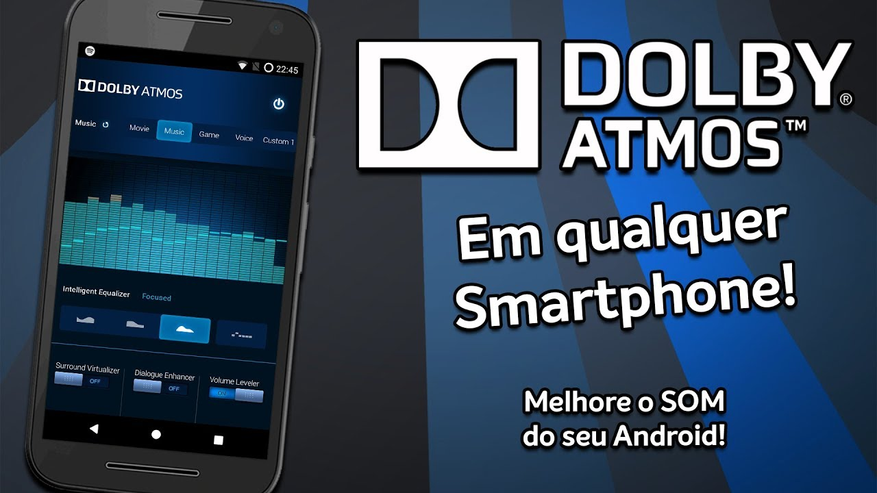 How to install Dolby Atmos on Android | Improve the sound of your  Smartphone!