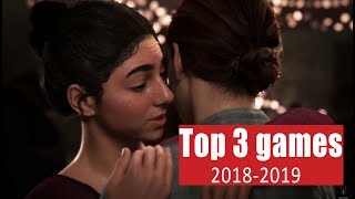 TOP 3 BEST Upcoming Games of 2018 & 2019 E3 2018