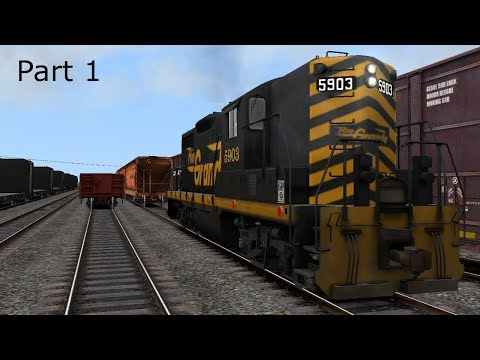 [GP9] Supply and Demand part 1 - Train Simulator 2019 |