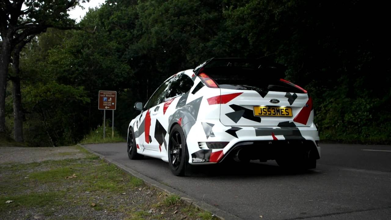 Urban Camo Syvecs Focus RS YouTube