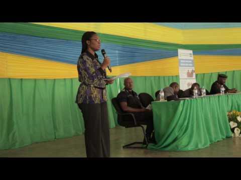 Launch of Musanze Employment Centre
