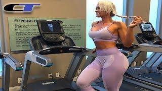 EXERCICIO 5 MINUTOS PARA PERDER BARRIGA RAPIDO EM CASA (Wioletta Pawluk)