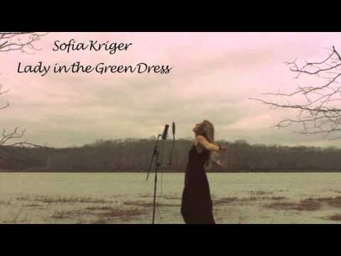 Sofia Kriger - Lady in the Green Dress