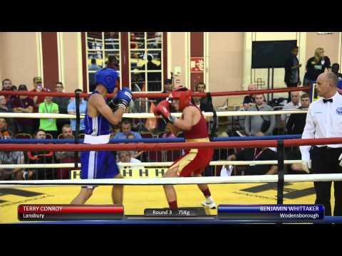 Haringey Box Cup SF - Terry Conroy v. Benjamin Whittaker
