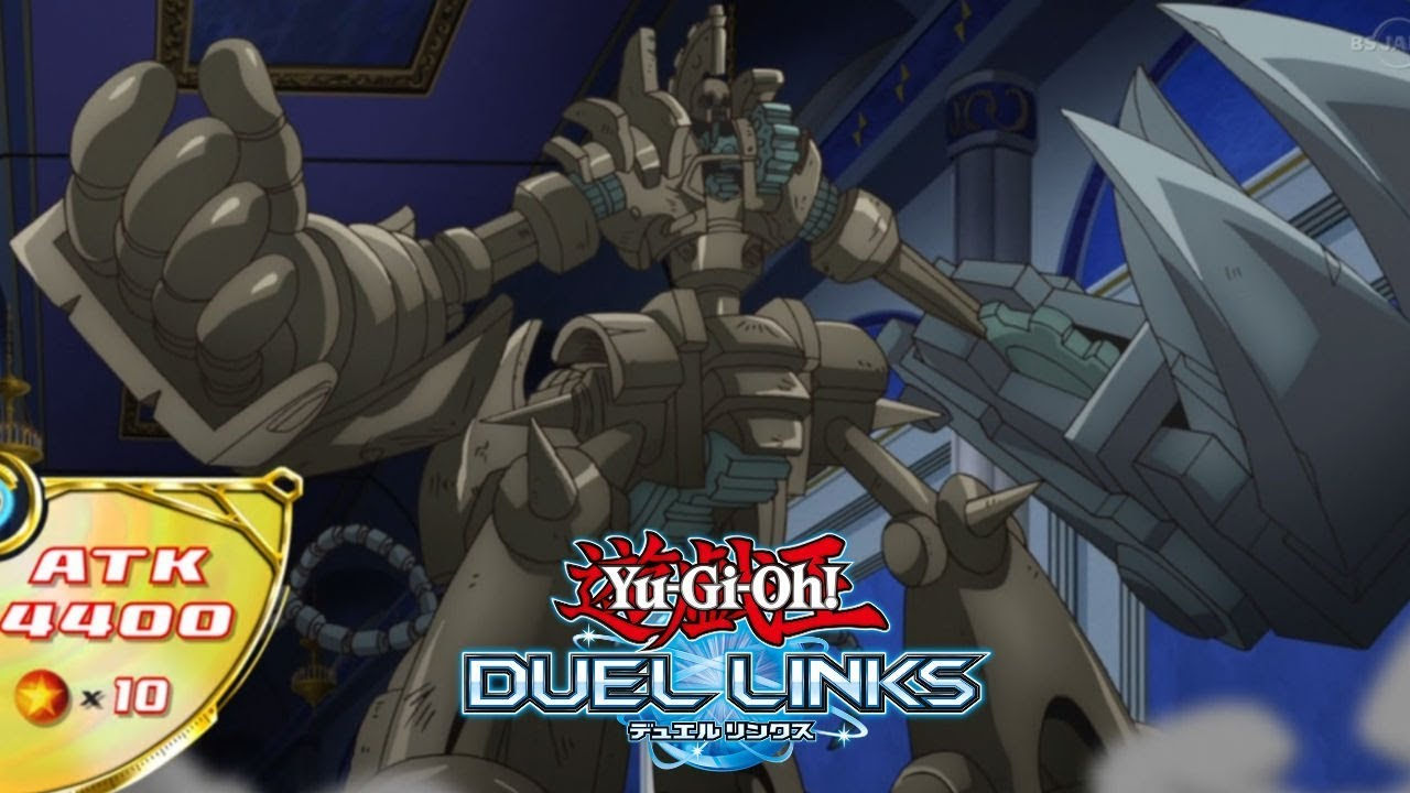 Why ultimate ancient gear golem is Trash in 54 seconds [Duel Links]