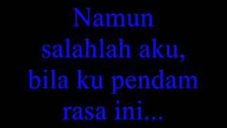 Pop Indonesia Karaoke  Rasa Ini ( Vierra )